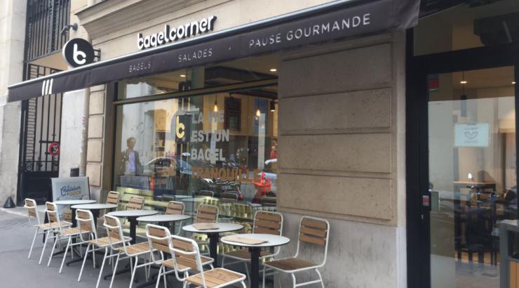 bagel corner gregory clément rue de la boétie