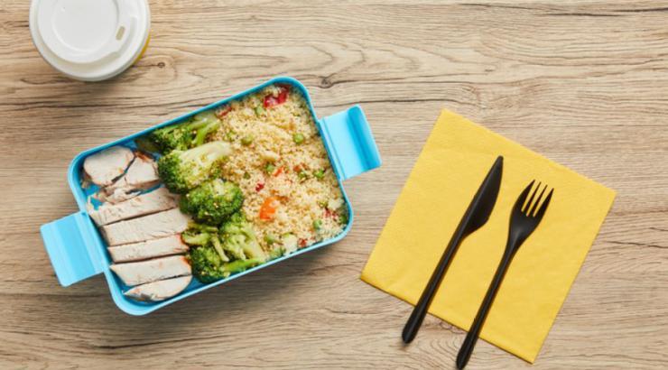 restauration collective lunch box restauration rapide enquête Umami Bento