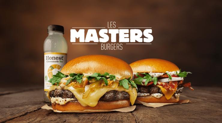 burger king masters gourmet