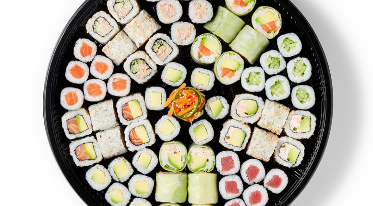 maki party sushi daily