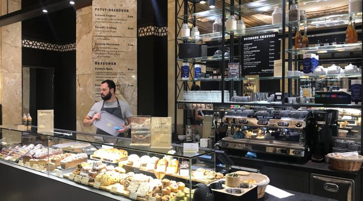 Artisans boulangers gagnants Food Service Vision salon Europain 2020