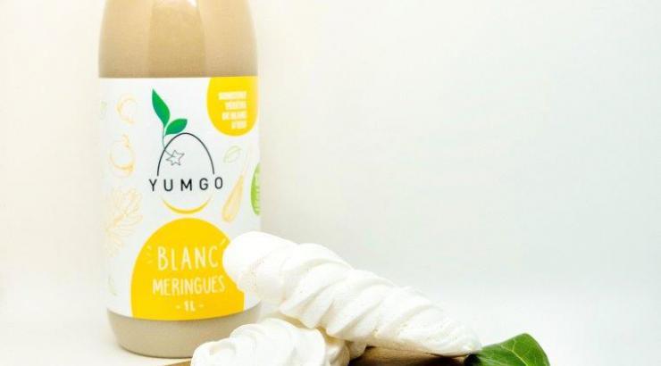 Yumgo Substitut blanc d'oeuf