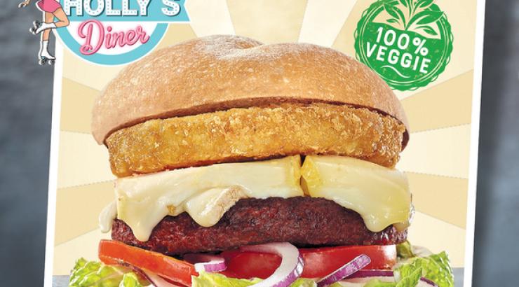holly's diner incredible burger garden gourmet nestlé professional