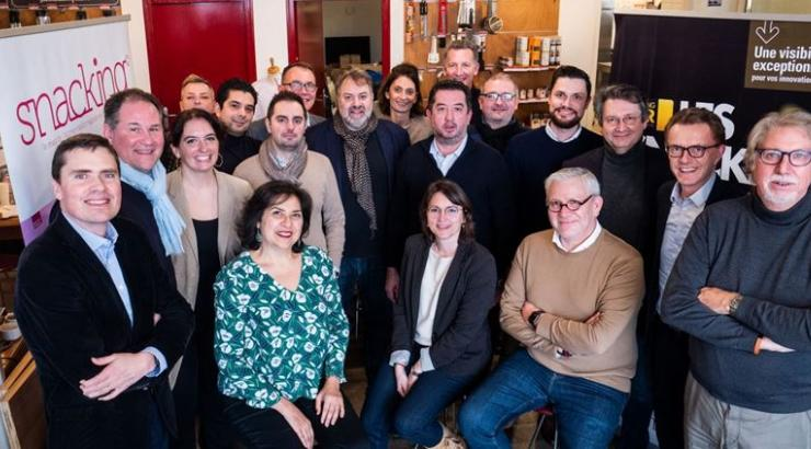 Snacking d'Or 2020 by France Snacking les votes sont ouverts