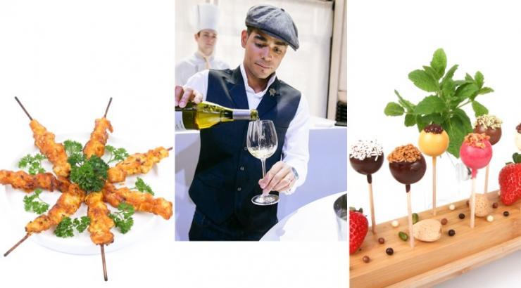 Réceptions, catering d'entreprise, en CHR, 5 (bonnes) recettes pour en profiter avec Goumanding -snacking-