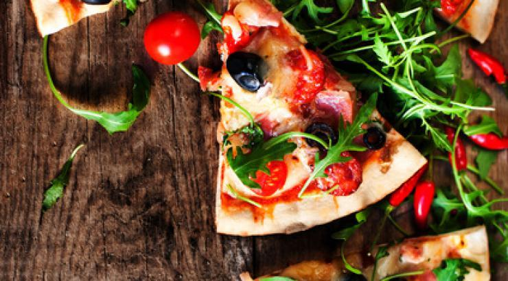 domino's pizza consommation français pizza infographie