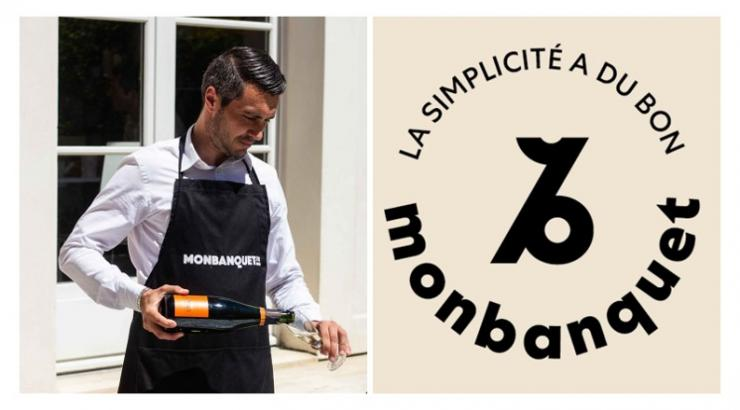 Monbanquet  B2B Food Group traiteur en ligne foodtech
