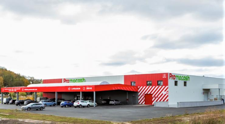 Entrepôt Promocash resté ouvert durant le confinement pour les professionnels de la restauration - coronavirus