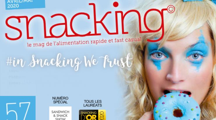 France Snacking N°57 gratuit