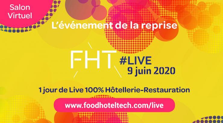 food hotel tech fht#live digital nouvelles technologies