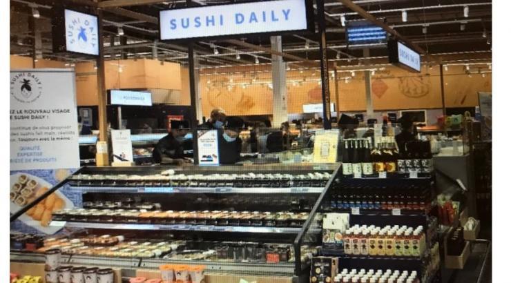 Sushi Daily Kellydeli