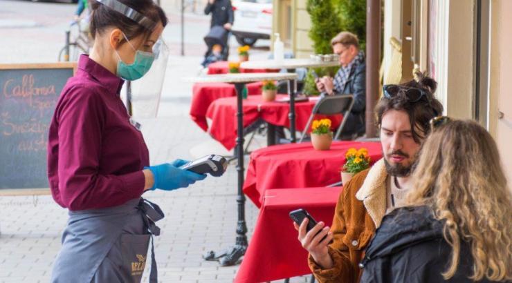 Umih Jean-Baptiste Lemoine à propos de la réouverture des restaurants avant le 22 juin