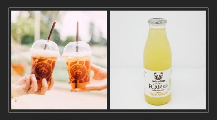 Après le café, Columbus lance 3 boissons signatures en GMS/Proxi