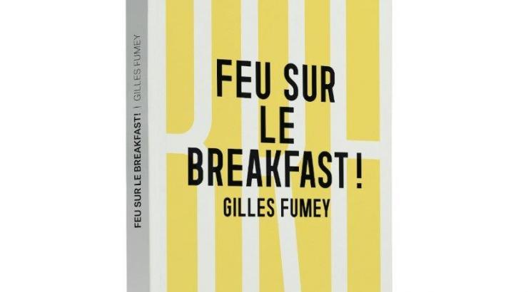 Feu sur le breakfast