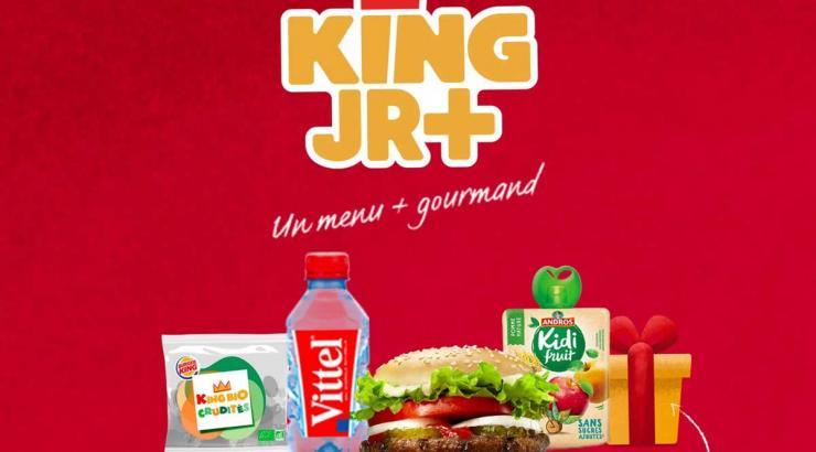 Burger King King Junior