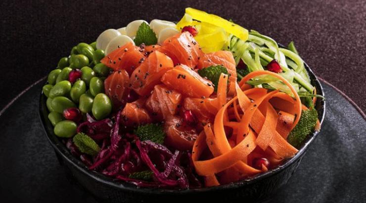 côté sushi poke bowl