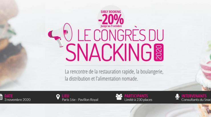 congres snacking 2020