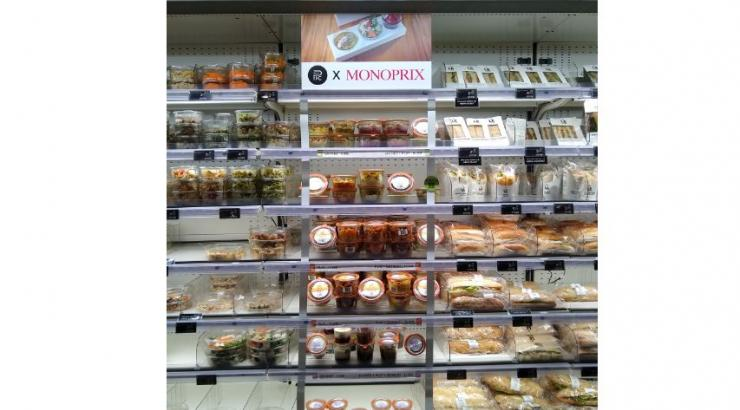 Daily Pic Monoprix Anne-Sophie Pic