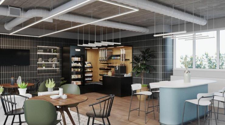 Totem lève 4 M€ pour installer ses micro-stores alternatifs à la restauration d'entreprise #foodtech