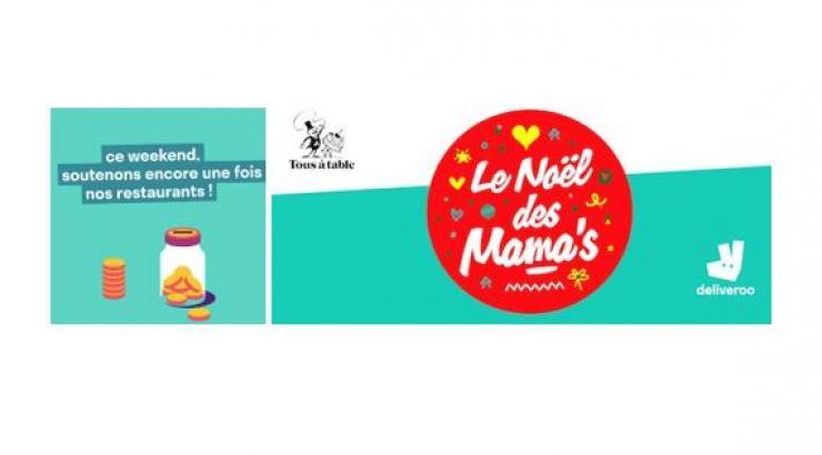 Tous à Table Le Noël des Mama's La Cantine des Mama's