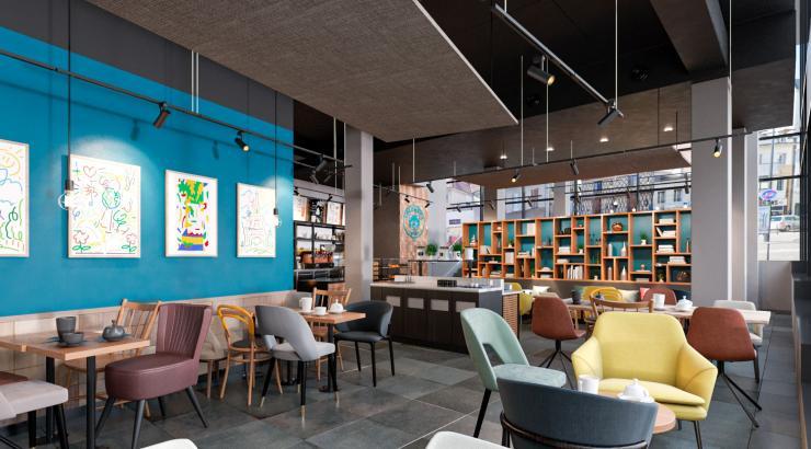 columbus cafe ouverture Bourges coffe shop