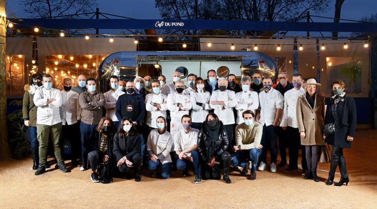 Caravane des Chefs