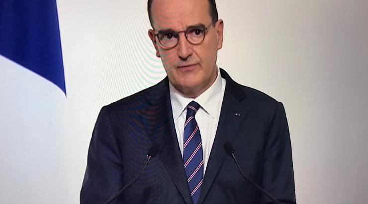Jean Casteix reconfinement couvre feu allocution du 7 janvier2021