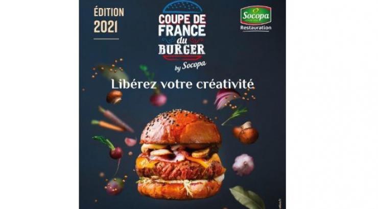 Coupe de France du Burger by Socopa