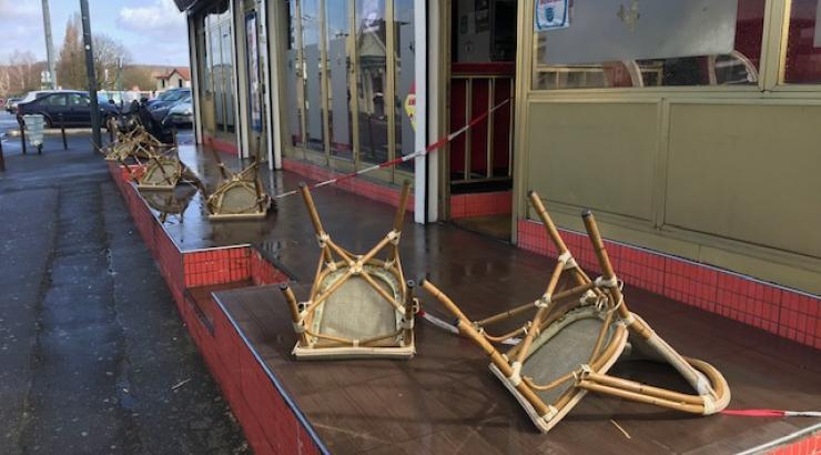 GNI GNC Umih SNRTC reouverture des restaurants en france suite au confinement mars 2021