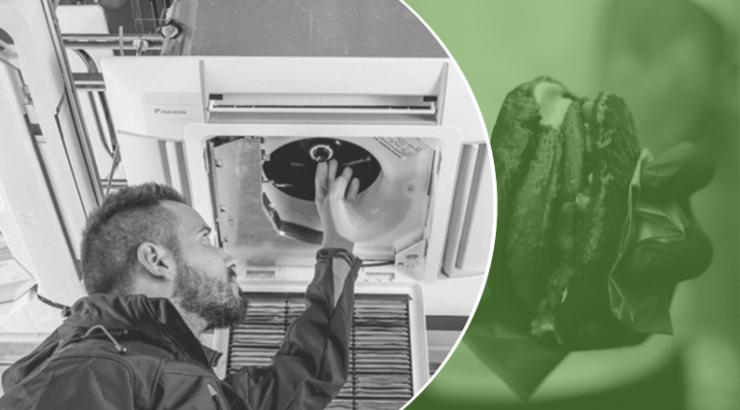 Assainir l'air en espaces clos en restauration : 5 bonnes raisons de connecter votre cuisine