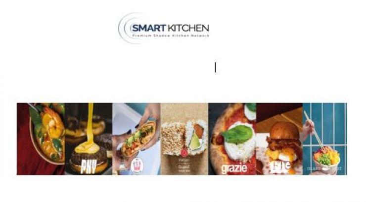 Smart Kitchen, porte-drapeau digital de 7 réseaux Retail, vise 14 dark kitchens en 2021