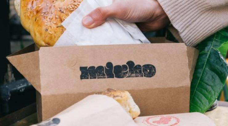 micho street food julien sebbag lance le sandwich Hallah en livraison avec UberEats
