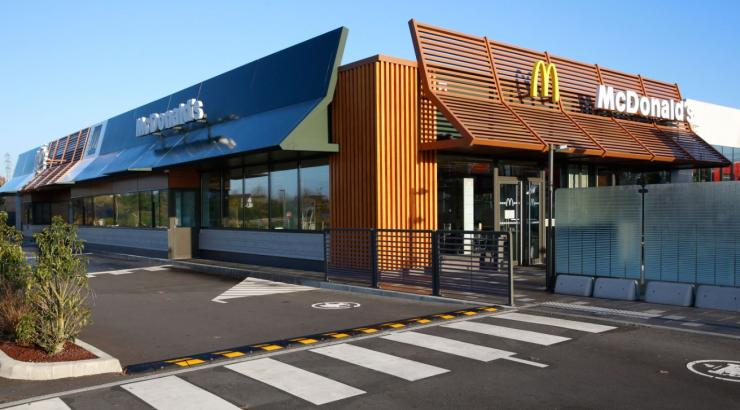 mcdonald's france zéro plastique