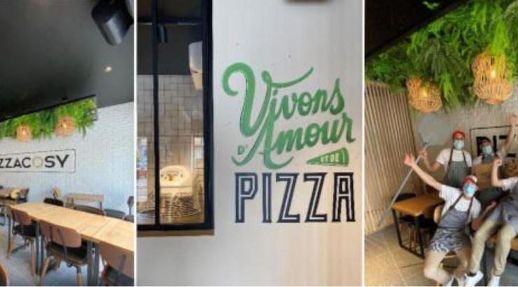 pizza cosy ouverture