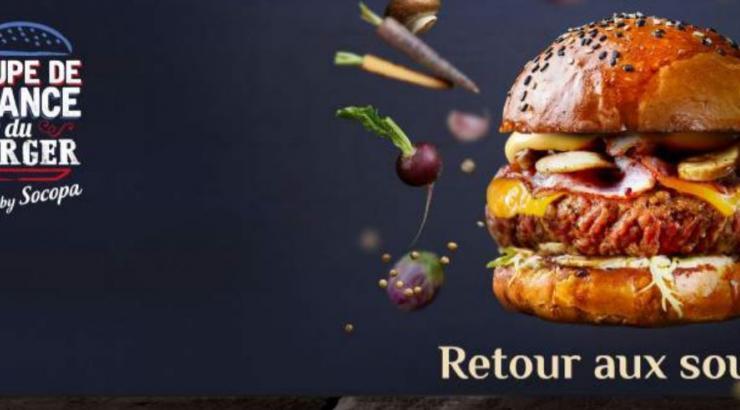 coupe de france burger by socopa finale