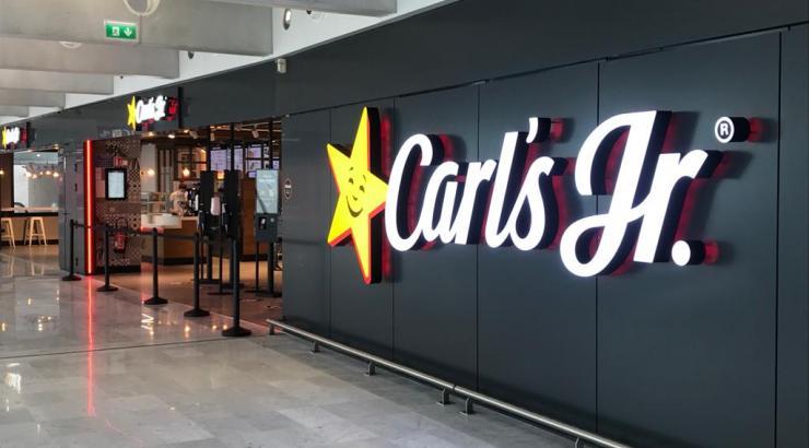 Carl's Jr Stéphane Brescia