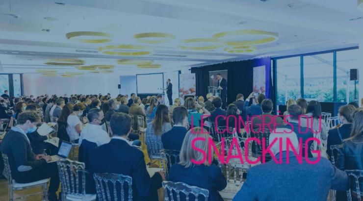 Congrès du Snacking 2021 : vers une renaissance de la restauration grâce au digital post-covid ?