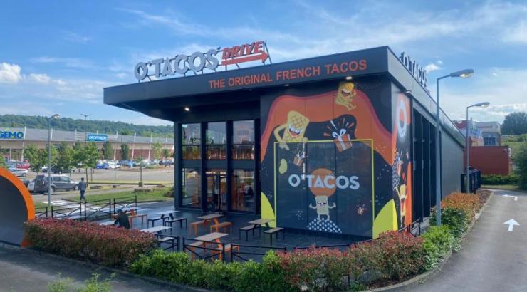 Carton plein pour le 1er drive O'Tacos ouvert à Longwy ce week-end