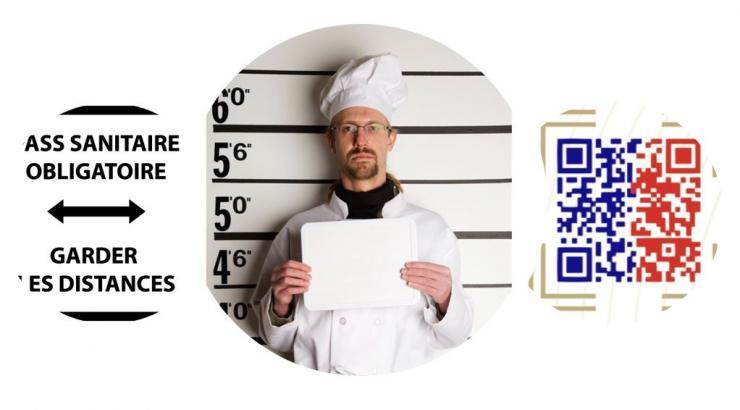 pass sanitaire restaurant peine