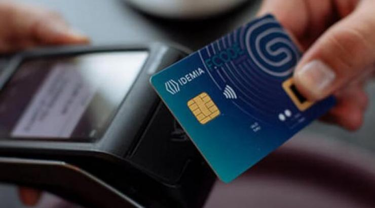 Le paiement par carte bancaire biométrique, sans contact et au-delà de 50 € : c'est pour la rentrée 2021 !