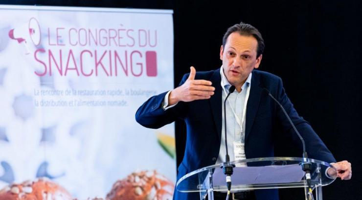 Congrès du Snacking 2021 : Restauration vs retail, un match en faveur de la RHD, selon Philippe Goetzmann