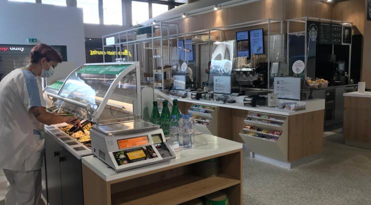 Relais H Largardère Travel Retail