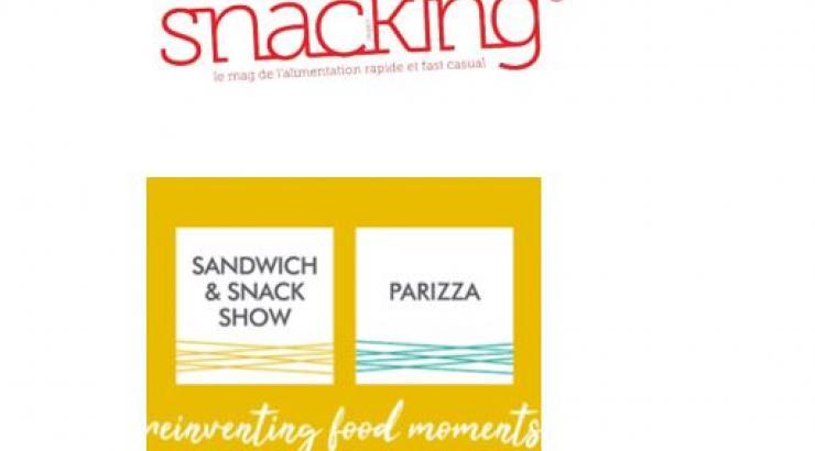 Sandwich & Snack Show Parizza 2021 badge visiteur