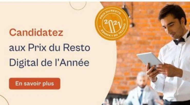 Prix du Resto Digital