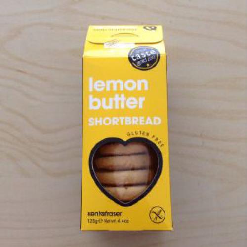 Kent & Fraser Lemon Shortbread Sans Gluten
