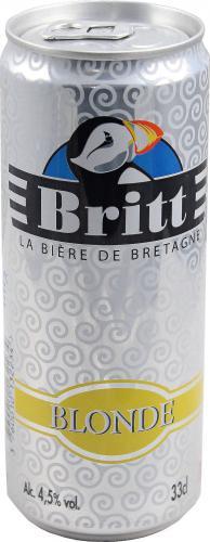 Britt Pils 4,5° 33 cl