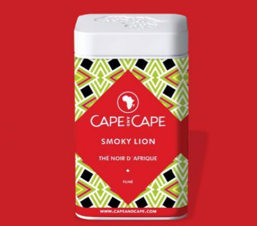 Thé noir fumé Smoky Lion