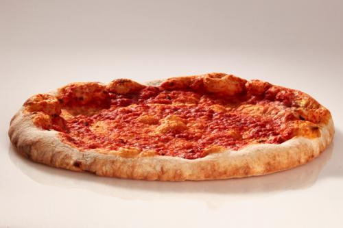 Les Fonds de pizzas tomatés Napoli premium