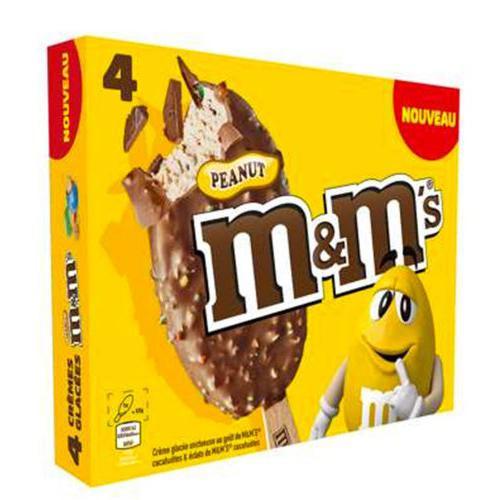 Bâtonnet M&M's
