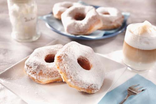 Donut bavarois